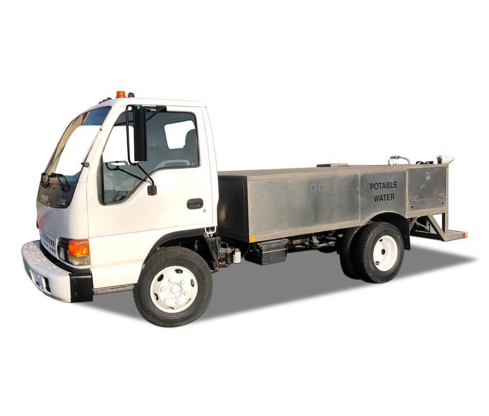 Phoenix Lavatory/Water Truck