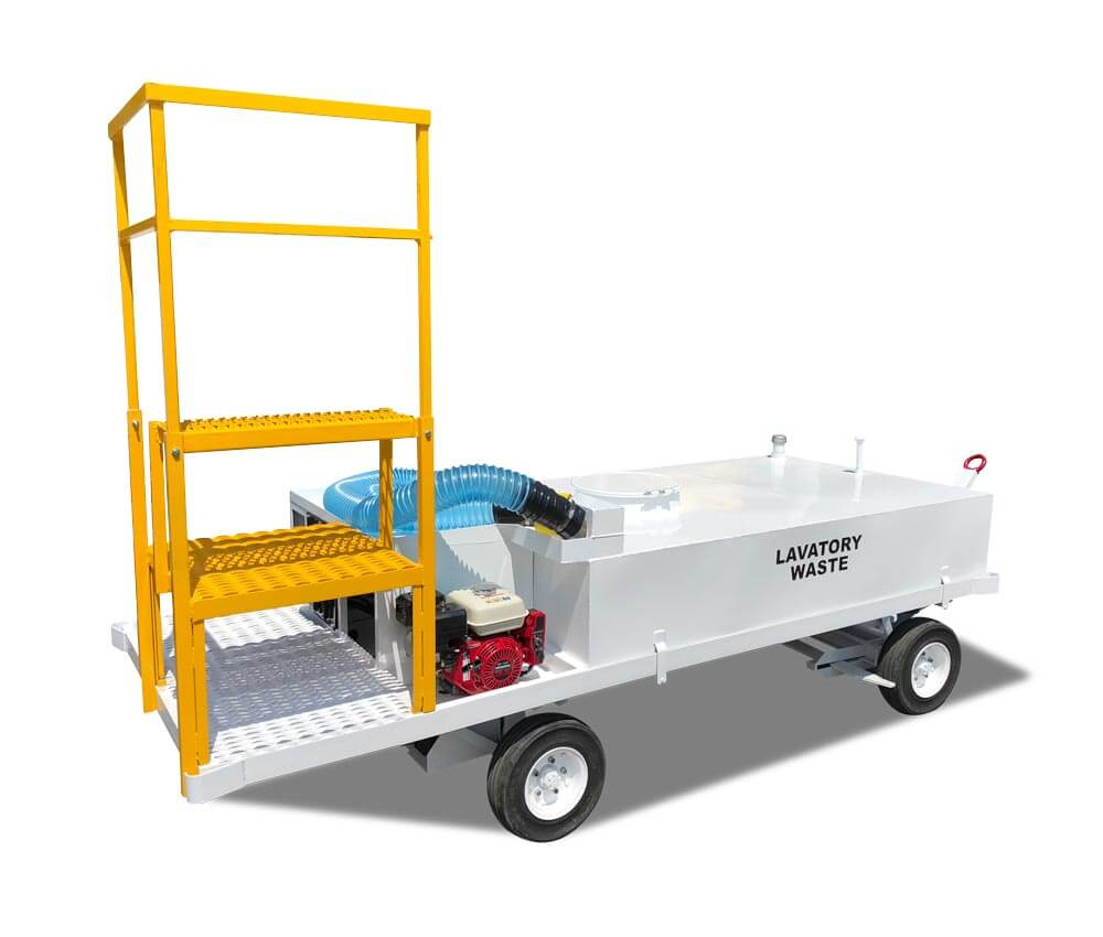 Stinar SLC-74 Lavatory Cart